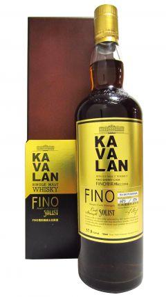 Kavalan - Solist Fino Sherry Cask Whisky