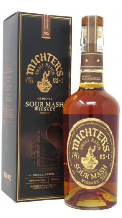 Michter's - Small Batch Original Sour Mash Whiskey