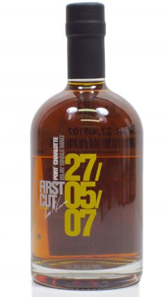 Port Charlotte - Feis Ile 2007 First Cut 27/05/07 - 2001 6 year old Whisky