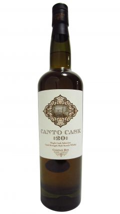 Compass Box - Canto Cask #20 Whisky
