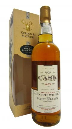 Port Ellen (silent) - Cask Strength - 1979 21 year old Whisky