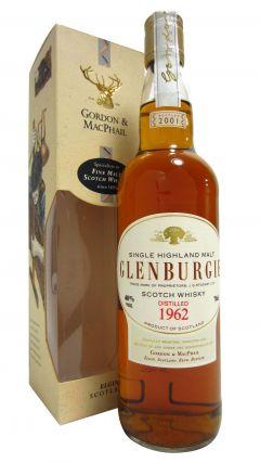 Glenburgie - Single Highland Malt Scotch - 1962 39 year old Whisky