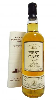 Tamnavulin - First Cask - 1977 25 year old Whisky