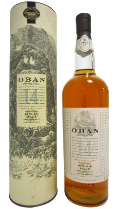 Oban - Single Malt (1 Litre) 14 year old Whisky