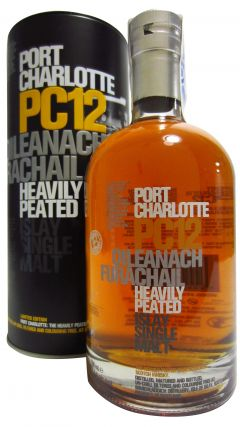 Port Charlotte - PC12 - Oileanach Furachail Whisky