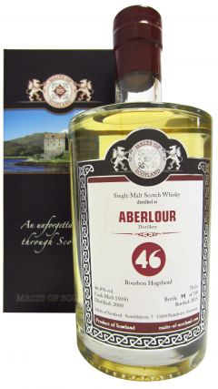 Aberlour - Bartels Single Cask #15050 - 2000 15 year old Whisky