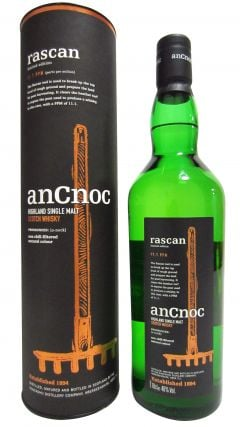 anCnoc - Rascan Whisky