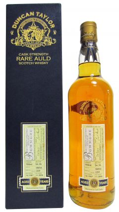 Bowmore - Rare Auld Single Cask #18054 - 1987 19 year old Whisky