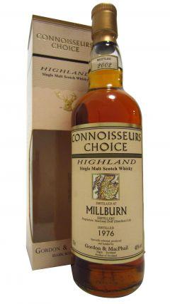 Millburn (silent) - Connoisseurs Choice - 1976 26 year old Whisky