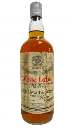 Dewar's - White Label (old bottling) Whisky