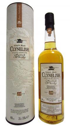 Clynelish - Coastal Highland Scotch (20cl bottle) 14 year old Whisky
