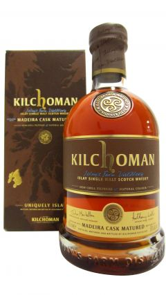 Kilchoman - Madeira Cask Matured - 2011 4 year old Whisky