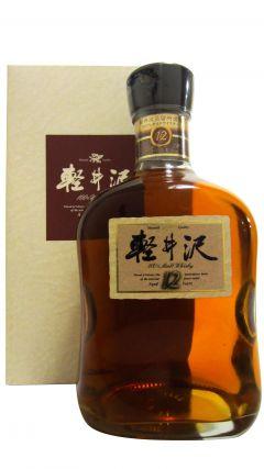 Karuizawa (silent) - 100% Malt 12 year old Whisky