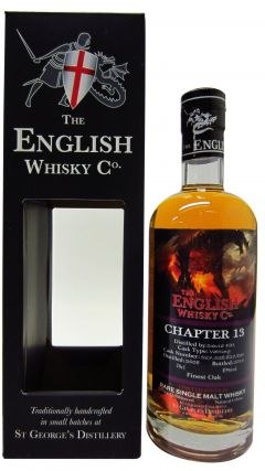 The English Whisky Co. - Chapter 13 - 1st Release Halloween Whisky