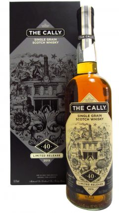 Caledonian - The Cally - 2015 Special Release - 1974 40 year old Whisky
