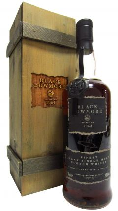 Bowmore - Black Bowmore 1st Edition - 1964 29 year old Whisky