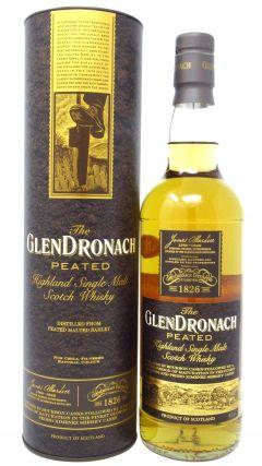 GlenDronach - Peated Highland Single Malt Scotch Whisky