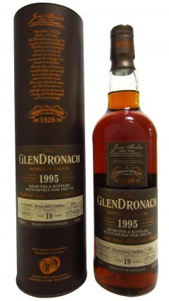 GlenDronach - Single Cask #4943 (UK Exclusive) - 1995 19 year old Whisky