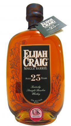 Elijah Craig - Single Barrel #63 - 1990 23 year old Whiskey