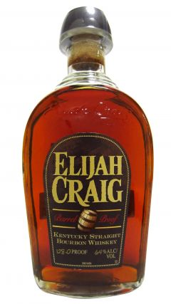 Elijah Craig - Barrel Proof Small Batch Bourbon 12 year old Whiskey
