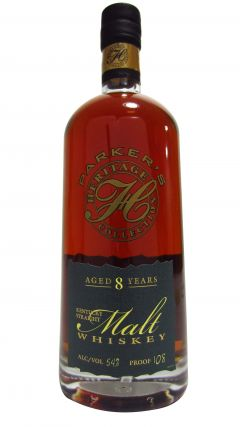 Heaven Hill - Parkers Heritage Collection 2015 8 year old Whiskey