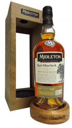 Midleton - Dair Ghaelach Virgin Irish Oak Tree #9 15 year old Whiskey