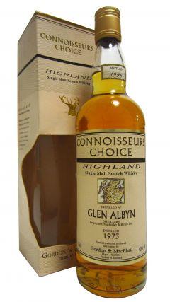 Glen Albyn (silent) - Connoisseurs Choice - 1973 25 year old Whisky