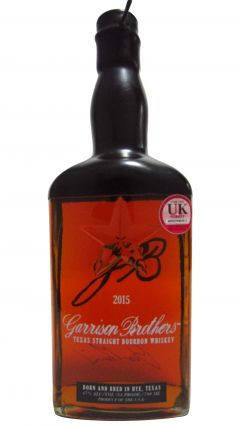 Garrison Brothers - Texas Straight Bourbon 3 year old Whiskey