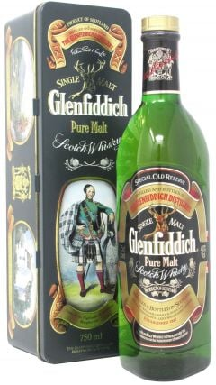 Glenfiddich - Clans of the Highlands- Clan Macpherson 12 year old Whisky