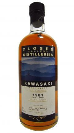 Karuizawa (silent) - Part Des Anges - 1981 28 year old Whisky