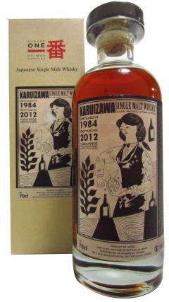 Karuizawa (silent) - Single Sherry Cask #7975 - 1984 28 year old Whisky