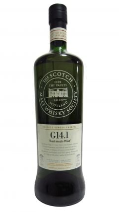 Dumbarton (silent) - Scotch Malt Whisky Society SMWS G14.1 - 1986 28 year old Whisky