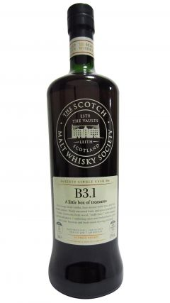 Other Bourbons - Scotch Malt Whisky Society SMWS B3.1 - 2011 3 year old Whiskey