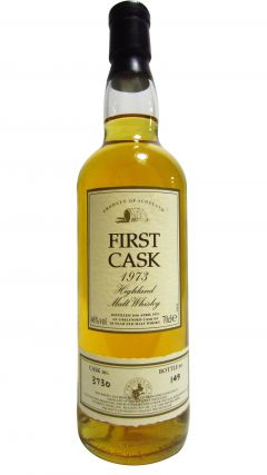 Macduff - First Cask Single Cask #3730 - 1973 28 year old Whisky