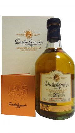 Dalwhinnie - Special Release  - 1989 25 year old Whisky