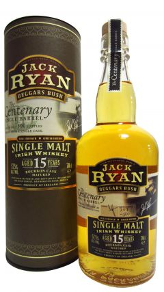 Cooley - Jack Ryan Centenary Single Barrel - 2000 15 year old Whiskey