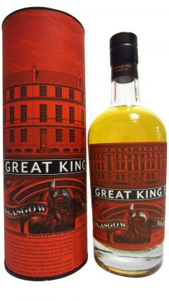 Compass Box - Great King Street Glasgow Blend Whisky