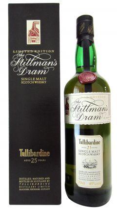 Tullibardine - The Stillmans Dram 25 year old Whisky