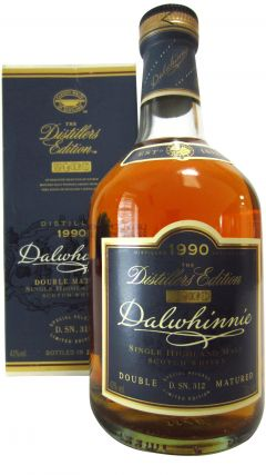 Dalwhinnie - Distillers Edition - 1990 16 year old Whisky