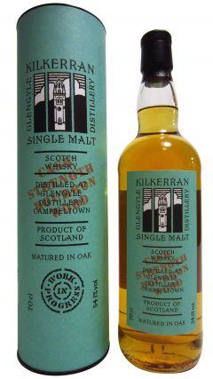 Kilkerran - Work in Progress 7 Bourbon Wood Cask Strength Whisky