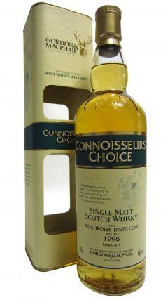 Auchroisk - Connoisseurs Choice - 1996 18 year old Whisky