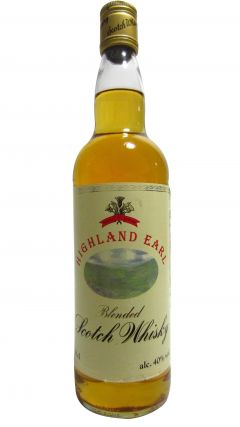 Blended Malt - Highland Earl Blended Scotch Whisky