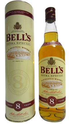 Bells - Extra Special Old Scotch (Old Bottling) 8 year old Whisky