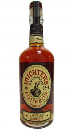 Michter's - Toasted Barrel Finish Limited Release Whiskey