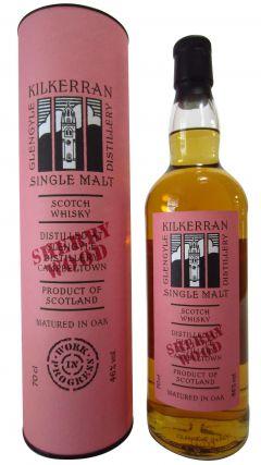 Kilkerran - Work in Progress 6 - Sherry Wood Whisky