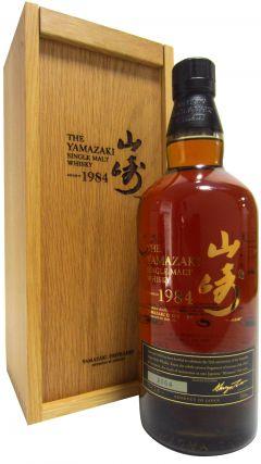 Yamazaki - 25th Anniversary of Yamazaki - 1984 25 year old Whisky