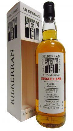 Kilkerran - Single Cask - 2007 8 year old Whisky