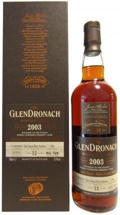 GlenDronach - Single Cask #930 (Batch 13) - 2003 12 year old Whisky