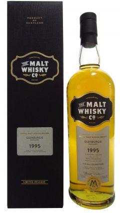 Glenburgie - The Malt Whisky Co Single Cask - 1995 20 year old Whisky