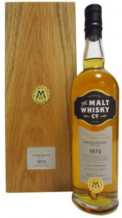 Glenglassaugh - The Malt Whisky Co Single Cask - 1973 41 year old Whisky